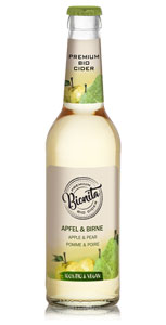 Premium Organic Cider Apple & Pear